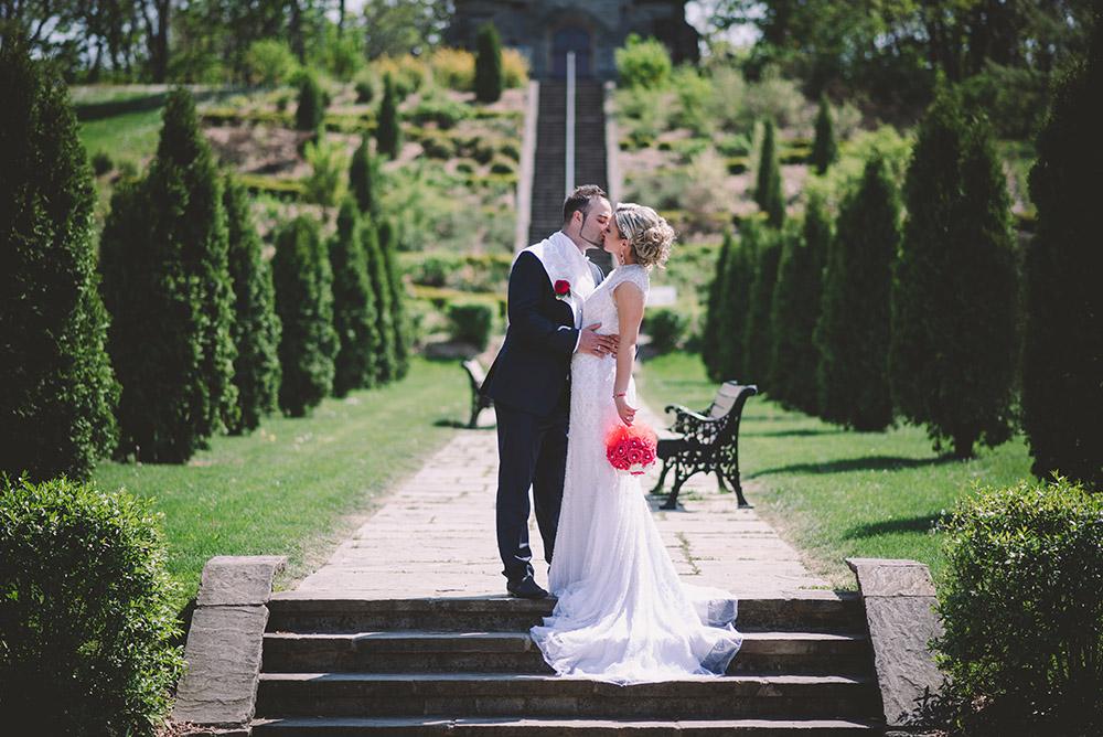 Battlefield Park Wedding Photography