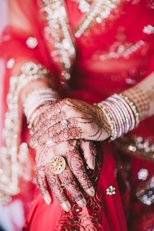 Indian Wedding Mehndi