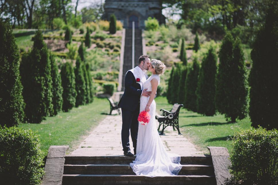 Battlefield Park Wedding Photos