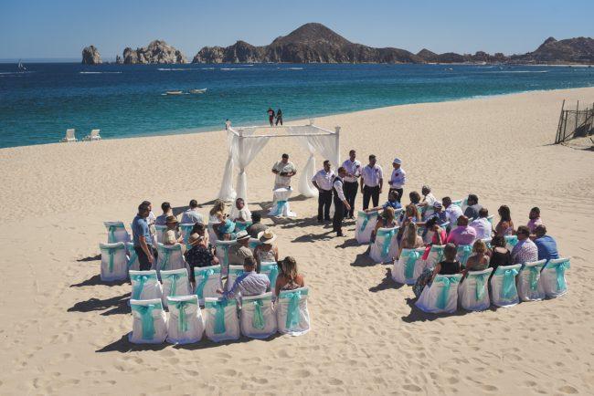 Riu Santa Fe Destination Wedding Photography