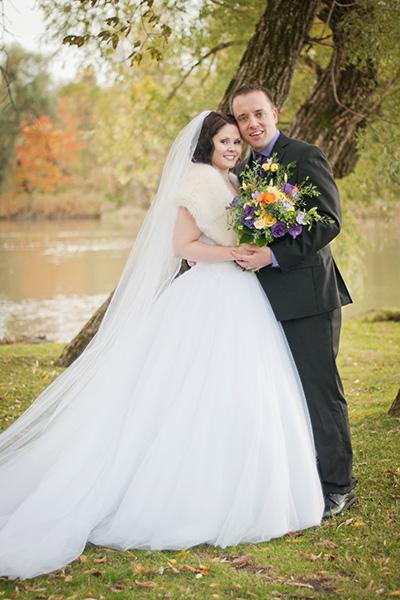 New Hamburg Wedding Photography