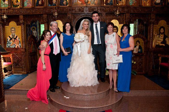 Milton Serbian Wedding Photography