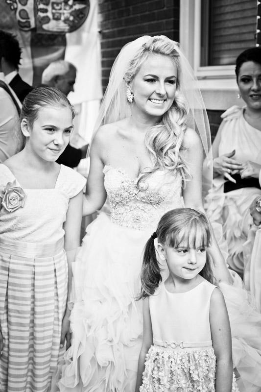 Best Toronto Serbian Wedding Photographer