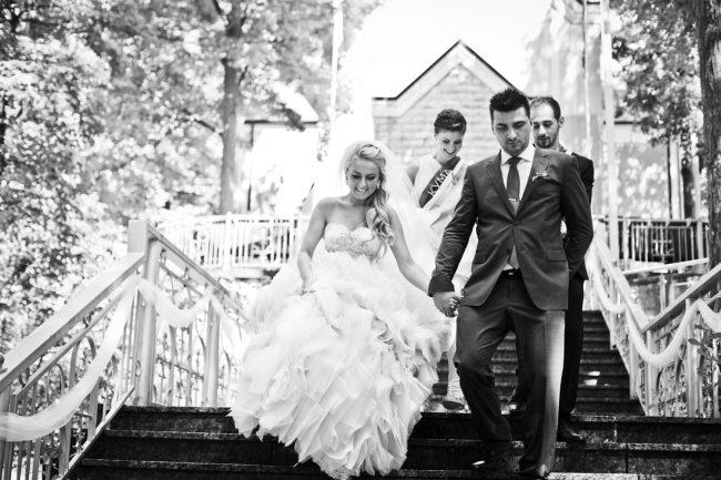 Serbian Orthodox Wedding Photography Toronto