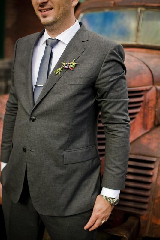 Distillery District Wedding Photography Toronto