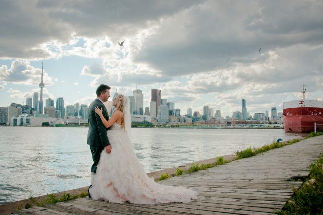 Polson Pier Wedding Photography