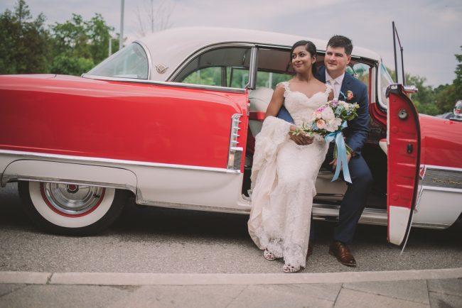 Waterloo Region Museum Wedding