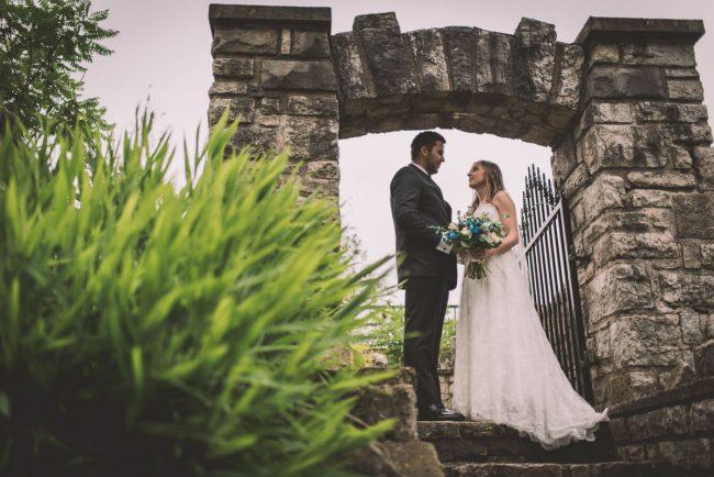 Templin Gardens Fergus Wedding