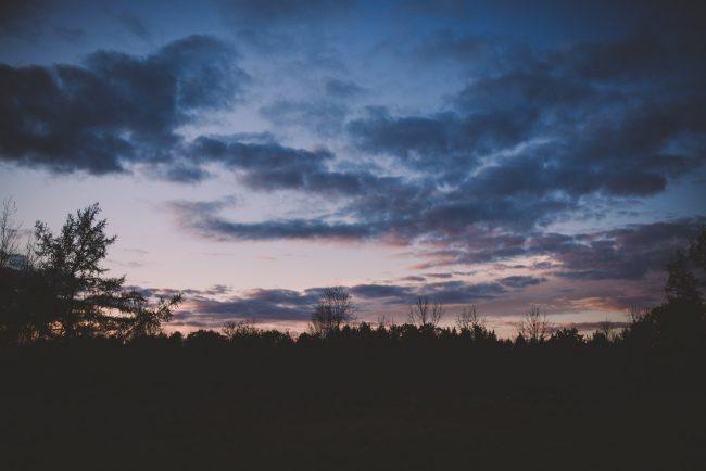 Guelph Sunset Engagement