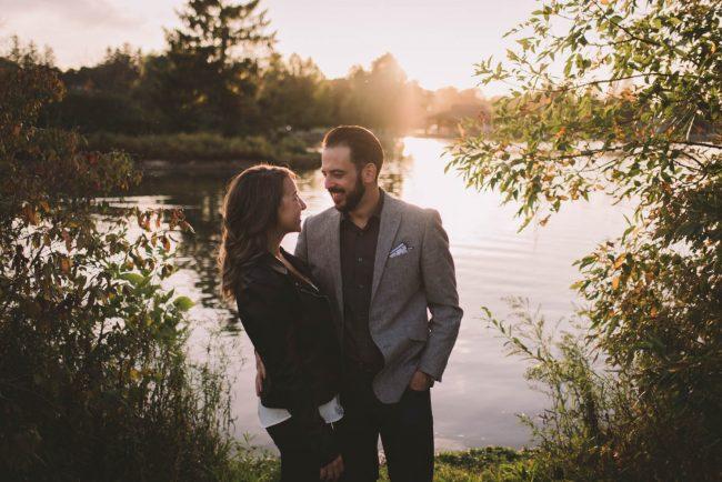 Woodstock Engagement Photographer