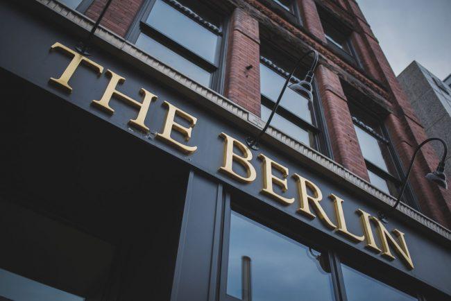 The Berlin Wedding Kitchener