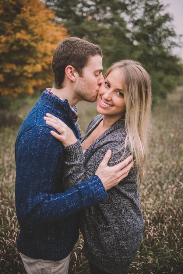 Autumn Engagement Kitchener Wedding Photographer