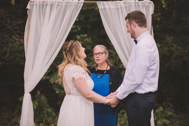 Guelph Arboretum Autumn Wedding Photographer