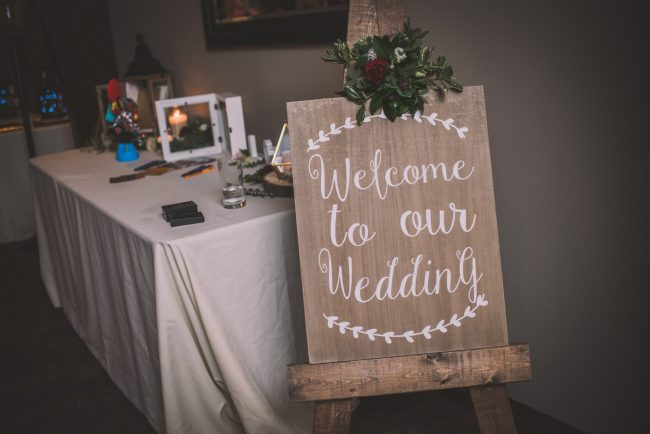 Cutten Fields Wedding Reception