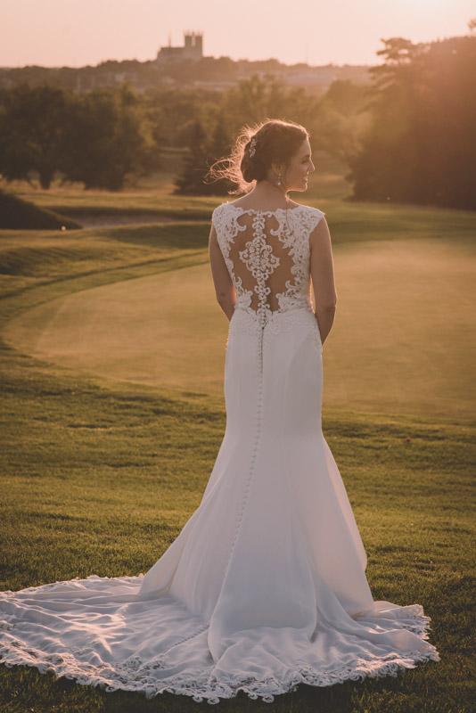 Beautiful Sunset Wedding