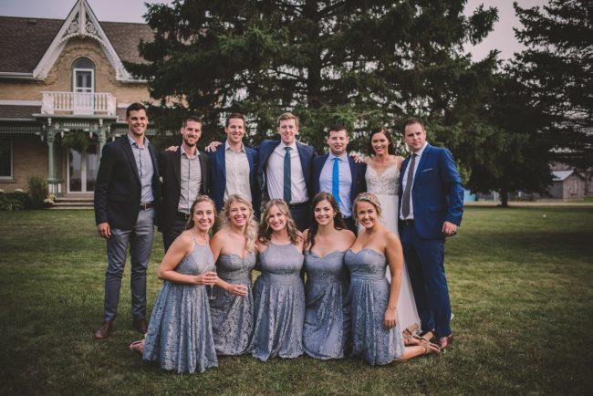 Candid Wedding Photographer Ontario