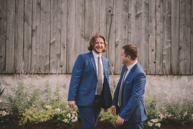 Barn Wedding Photography Ontario