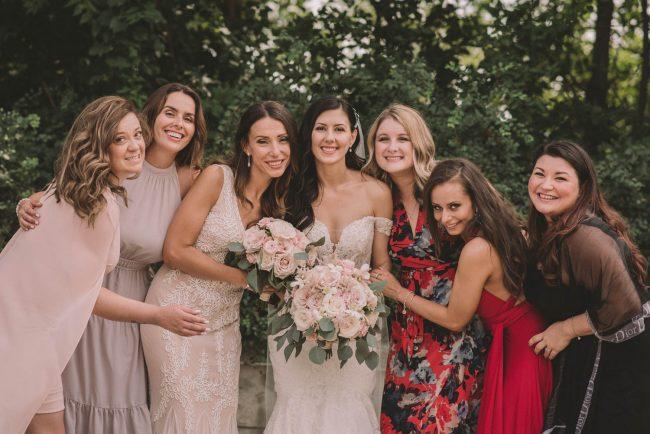 High end toronto wedding photography