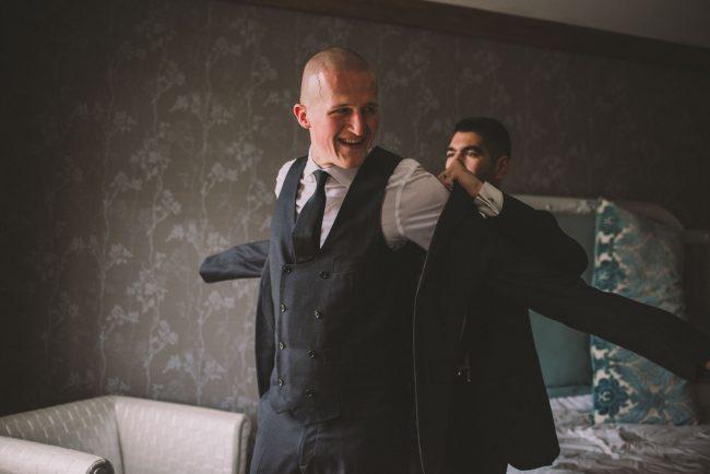 Elora Mill Wedding Photographer