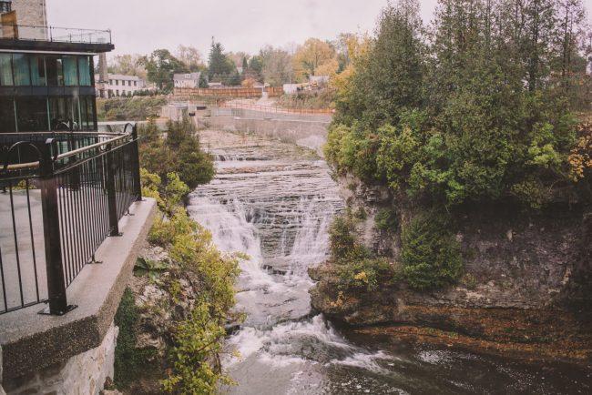 Elora Mill Wedding Photography