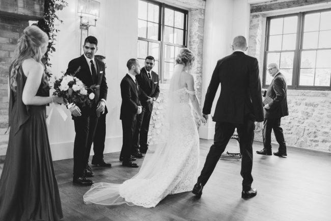 Elora Mills Wedding Ceremony