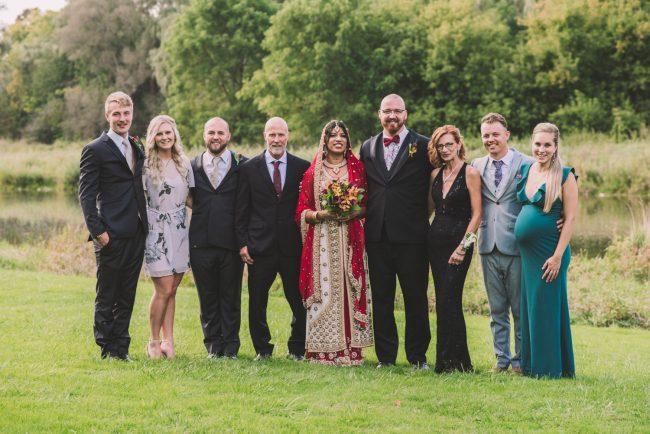 West Montrose Covered Bridge Wedding Photography