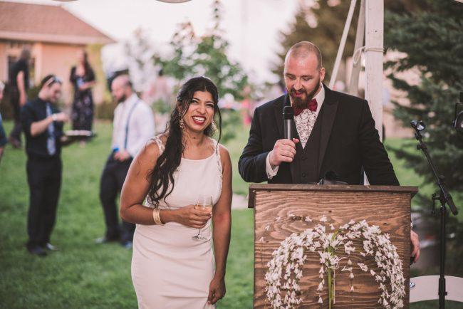 Fergus Wedding Photography