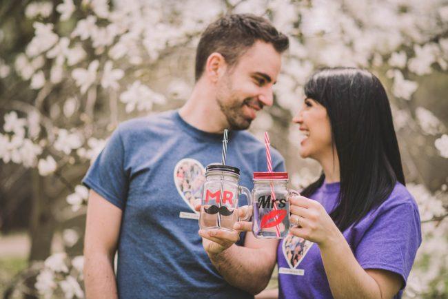 Fun Engagement Photo ideas