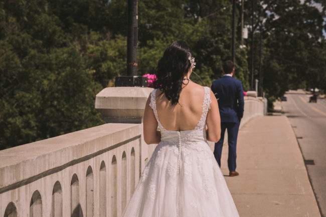 Arlington Hotel Wedding