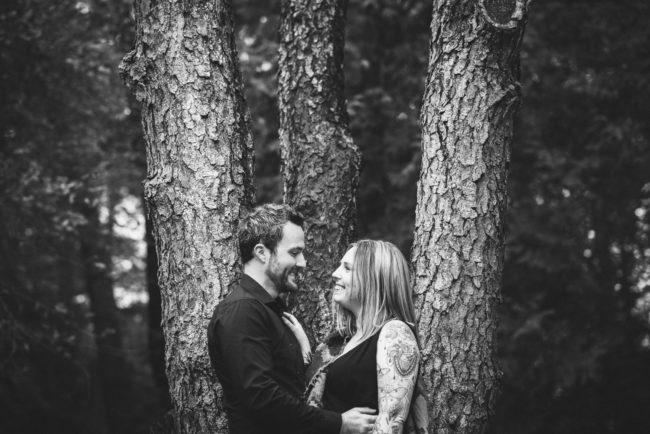 Elora Engagement Photography Victoria Park