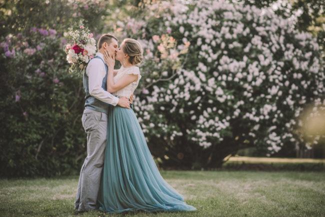 Guelph Bridal Photography Arboretum