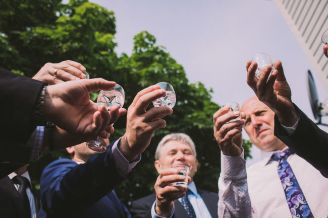 Kitchener Waterloo Serbian Wedding Photography