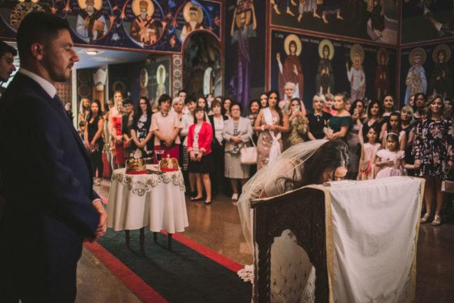 Holy Transfiguration Monastery Milton Wedding