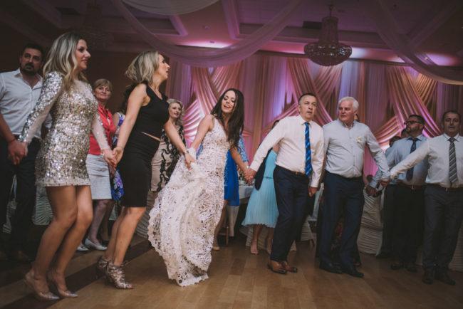 St. George's Banquet Hall Wedding Kitchener Waterloo
