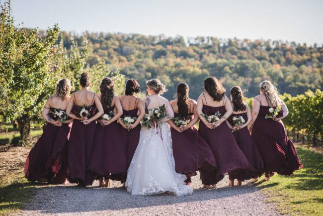 Puddicombe Farms Wedding Photography