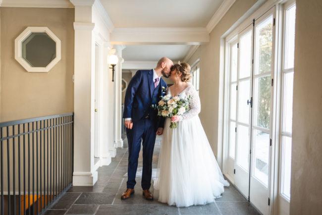Winter Langdon Hall Wedding Photography