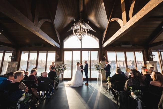 Cambridge Mill Wedding Photography