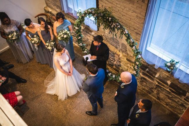 Hotel Ocho Wedding Ceremony