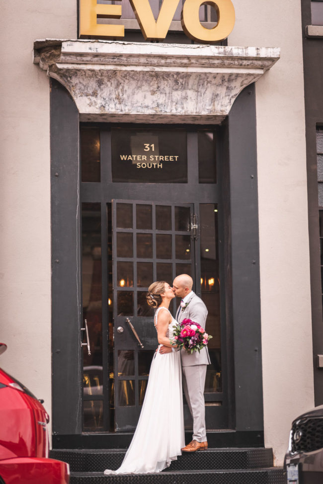 EVO Kitchen Wedding Photography Cambridge