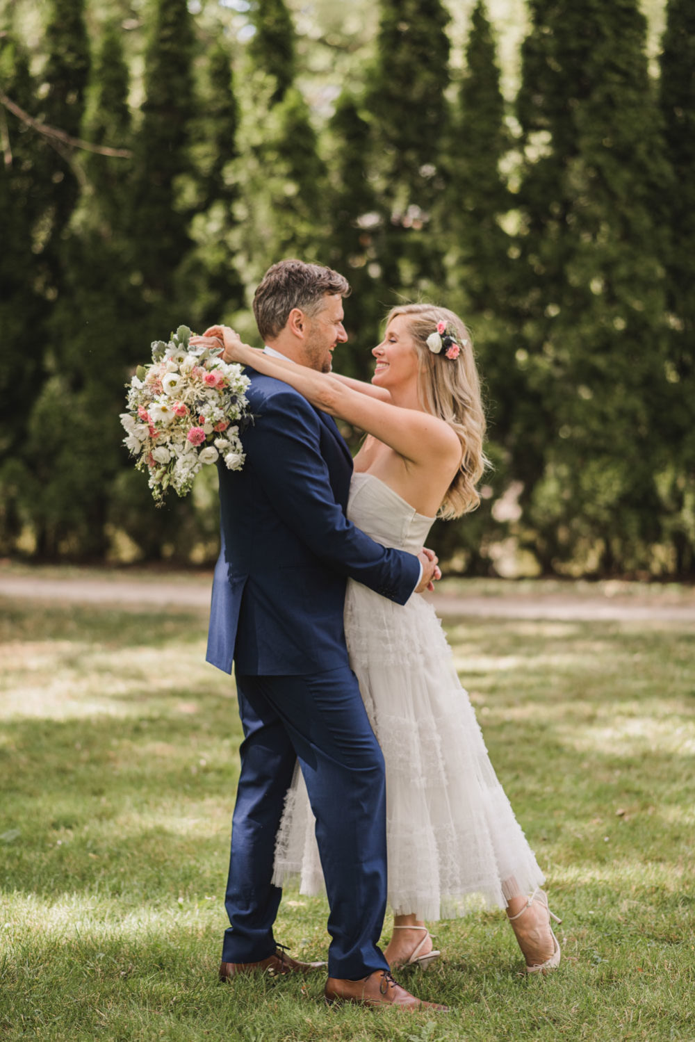 Stratford Elopement Photography Covid Wedding