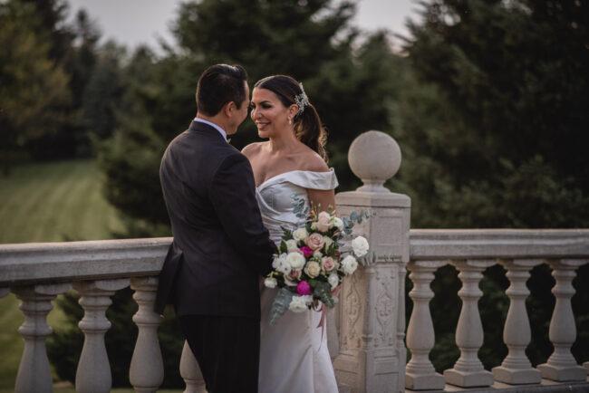 Elegant wedding photography Riverview Estate