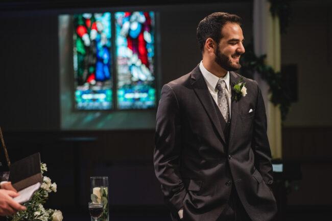 Royal City Mission Church Wedding Guelph