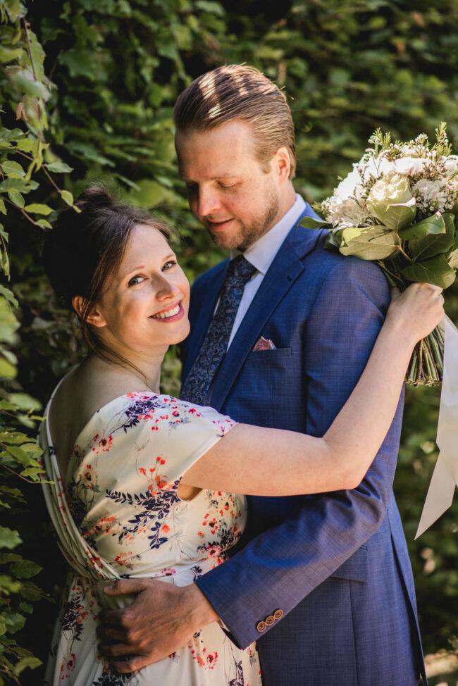 Guelph arboretum micro wedding