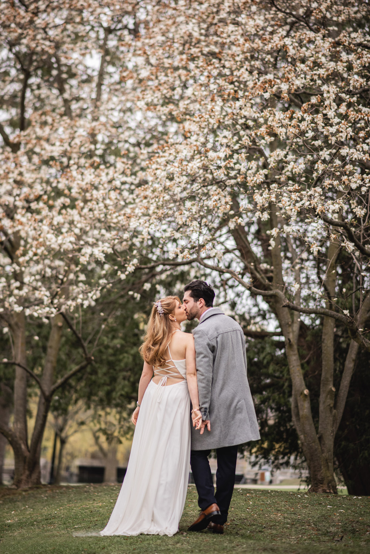 Kitchener Mini-Wedding Photography