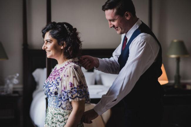 Langdon Hall Micro-wedding photography